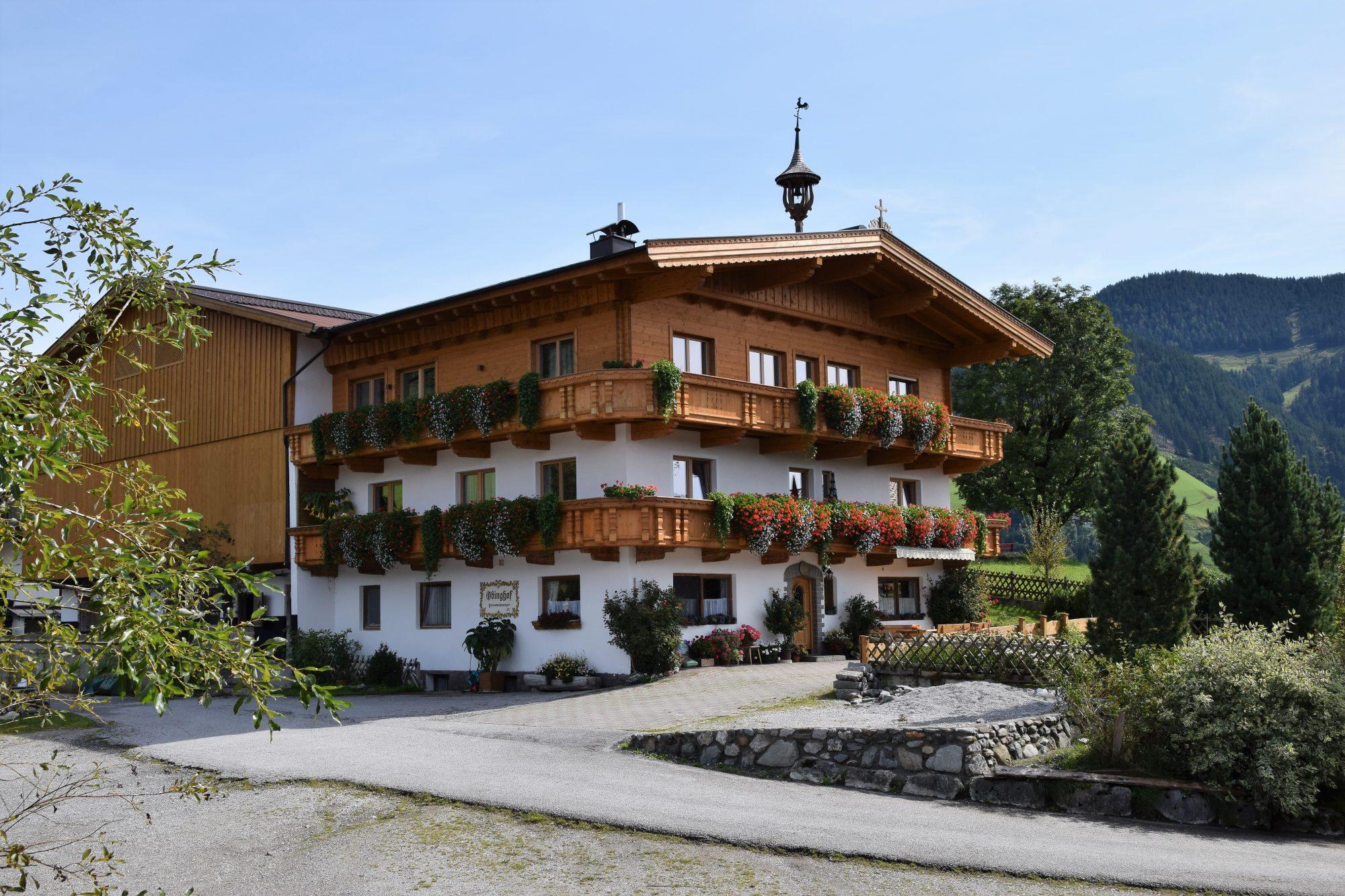 obinghof wildschönau
